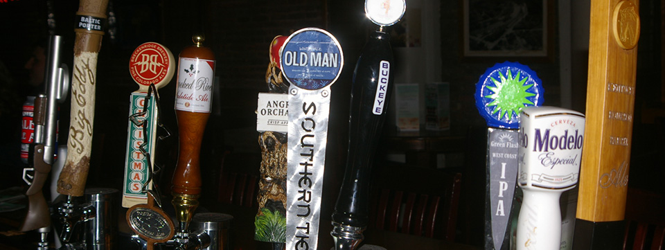 12 New Beers On Tap